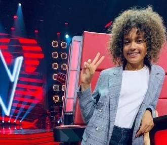 Co za talent! Lubuszanka, Sara Egwu-James w finałowej trójce programu The Voice Kids