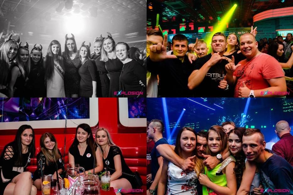 Gorąca impreza z zespołem Dennis w radomskim klubie Explosion