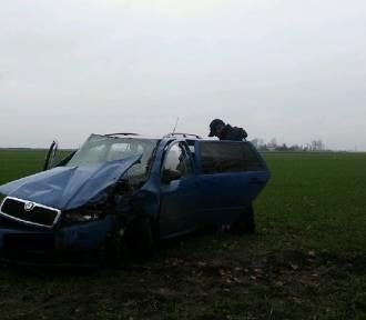4-latek zabrany przez śmigłowiec LPR po wypadku w gminie Lichnowy