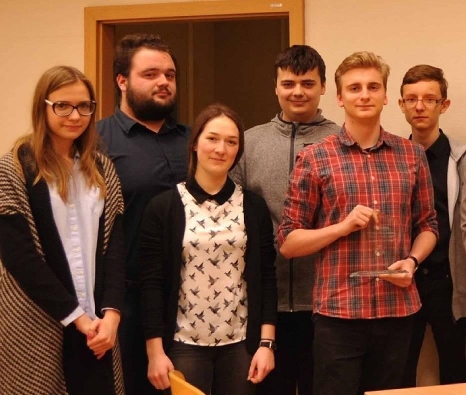 Uczniowie Chrobrego z Piotrkowa w olimpiadzie matematycznej