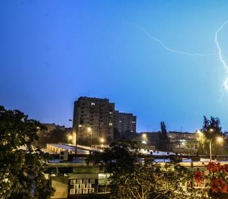 Znowu burze nad regionem. Może być bardzo groźnie! [PROGNOZA POGODY]
