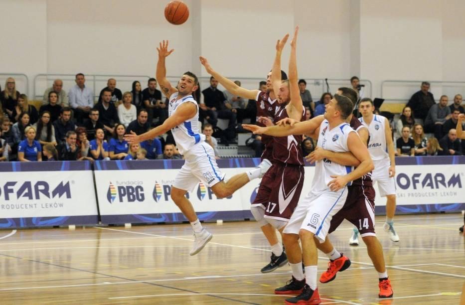 Koszykarze Biofarmu Basket Poznań zagrają w niedzielę z Sokołem Łańcut