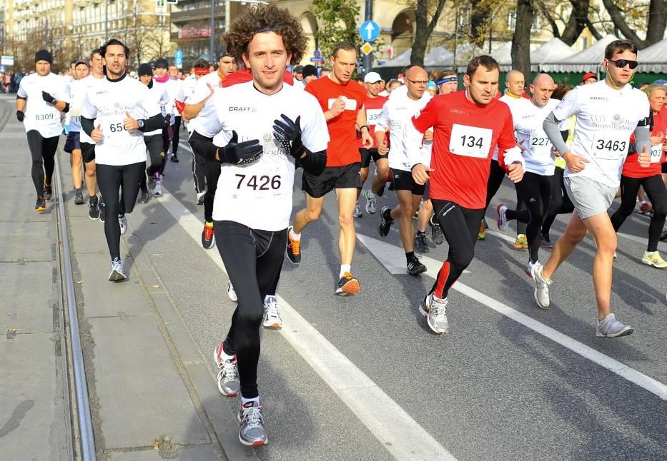 Ruszyły zapisy na Orlen Warsaw Marathon