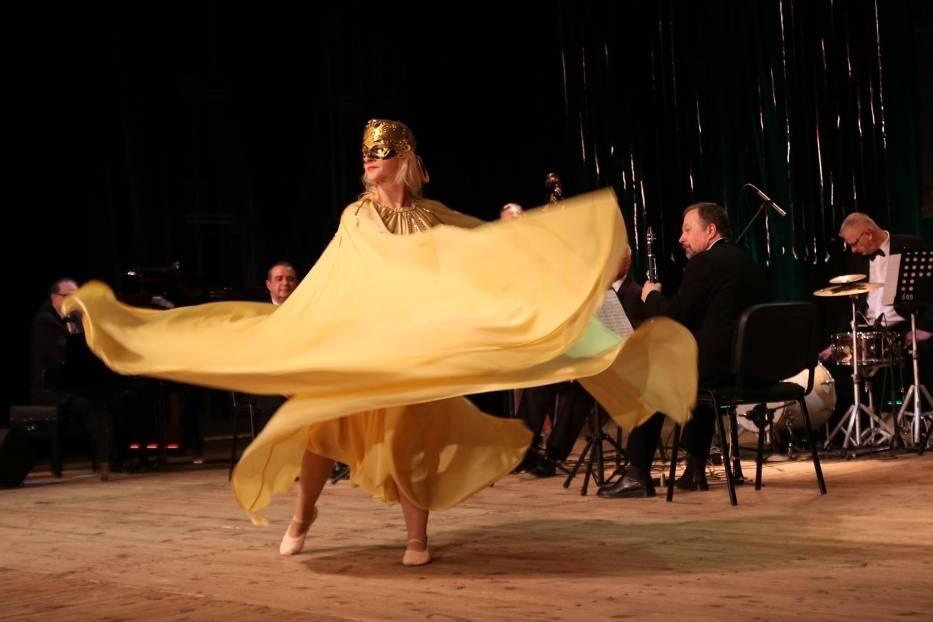 Koncert Noworoczny w Świebodzińskim Domu Kultury w Świebodzinie