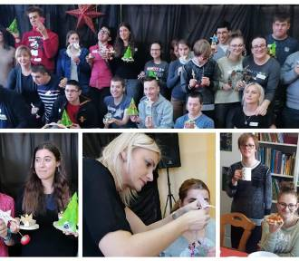 Specjalny Ośrodek Szkolno-Wychowawczy - warsztaty świąteczne