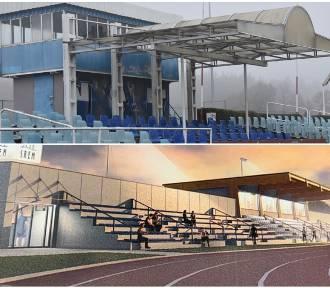 Wiosną ruszy przebudowa stadionu miejskiego