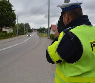Na drogach w Miastku i Bytowie więcej patroli