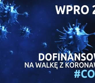 Zmiany w WRPO! Są pieniądze na walkę z koronawirusem