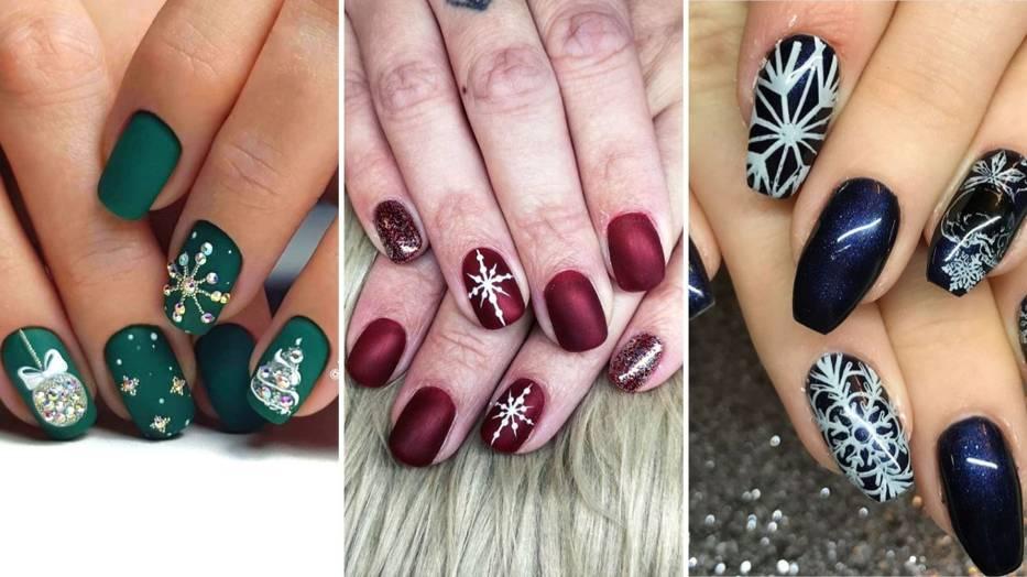 Paznokcie świąteczne 2019 - to już czas, by o nich myśleć! Jakie wzorki na paznokcie w te święta będą najlepsze? Zobacz w galerii najlepsze paznokcie świąteczne 2019