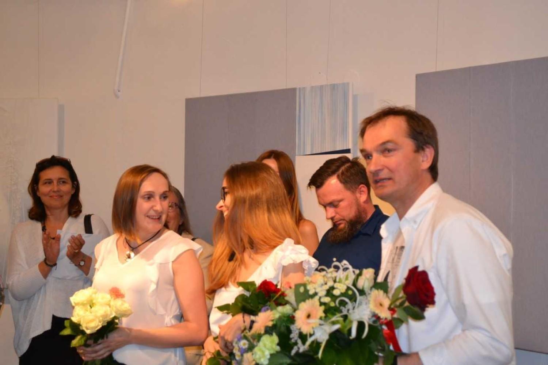 Wernisaż Agnieszki Godszling i Anny Michalak-Bartosz w Wieży Ciśnień
