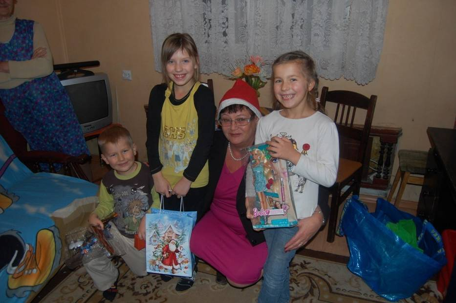 Goniec Rumski: Mikołaje!