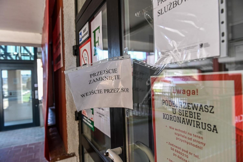 Całkowity lockdown jest brany pod uwage lokalnie w dużych miastach, w których teraz wystepuje najwięcej zakażeń koronawirusem