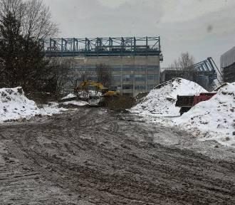 Planują nową drogę w rejonie stadionu Wisły