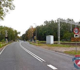 Przejazd kolejowy na DK nr 70 pod Łowiczem zostanie zamknięty 10 października [AKTUALIZACJA]