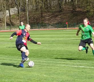 Chełminianka Chełmno przegrała z Legią Chełmża 0:2 w meczu IV ligi. Zdjęcia