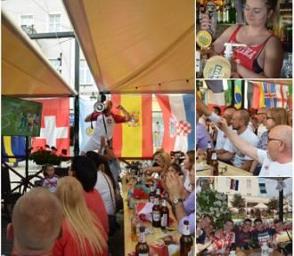 Zobacz jak krotoszynianie kibicowali naszym w meczu Polska-Sengal!