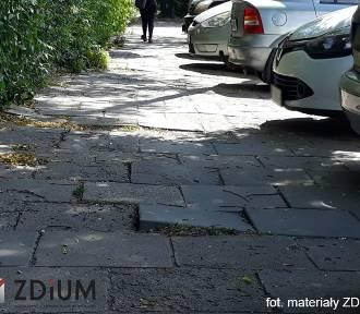 Tu jest najgorszy chodnik we Wrocławiu. W końcu go wyremonują!