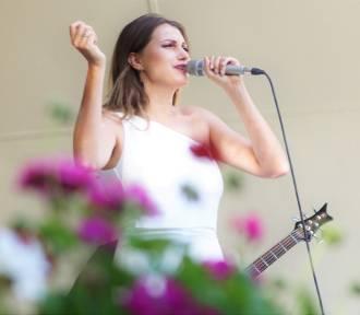 Koncert Joanny Aleksandrowicz w Solankach