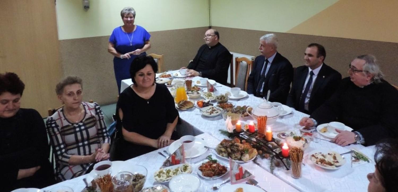 Przedświąteczne spotkanie Kół Gospodyń Wiejskich z gminy Mogilno [zdjęcia]