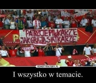 Memy po meczu Polska - Rosja. Zapodać asa? No to zapodam