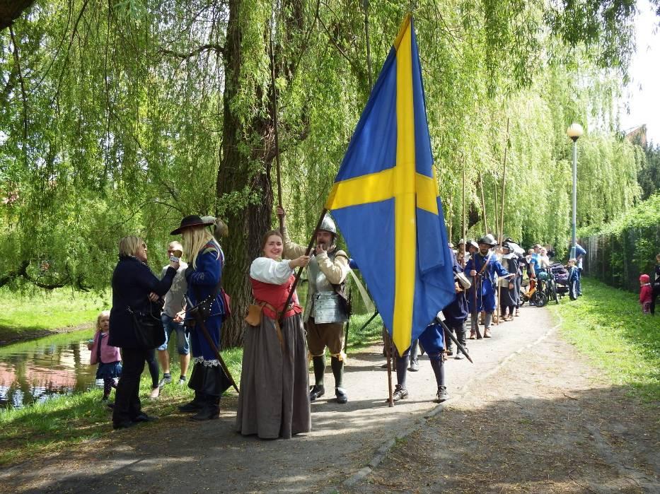 Potop szwedzki w Kościanie