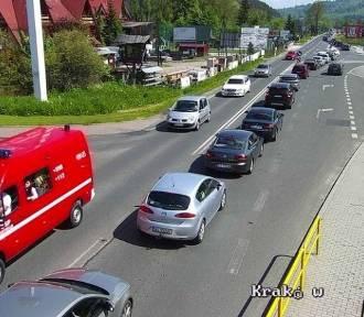 Dramat kierowców na zakopiance. Czy to sytuacja bez wyjścia?