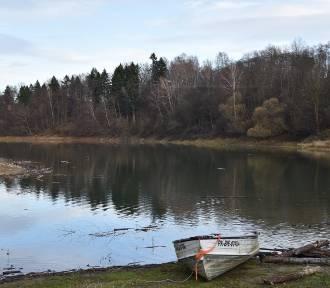 Jezioro solińskie w jesiennej odsłonie [ZDJĘCIA]