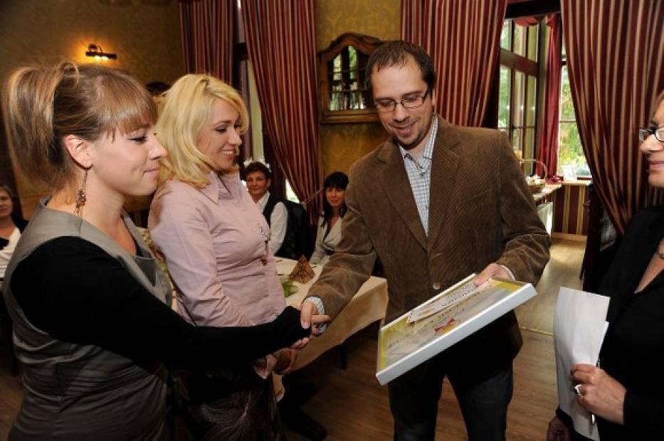 Sklep i usługa lata 2011: Wręczyliśmy nagrody naszym laureatom!