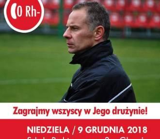 Pilnie potrzebna krew dla Tomasza Szcześniaka - trenera Stali!
