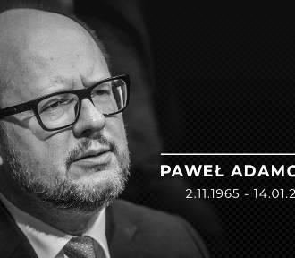 Księga kondolencyjna. Pamięci Pawła Adamowicza, Prezydenta Gdańska