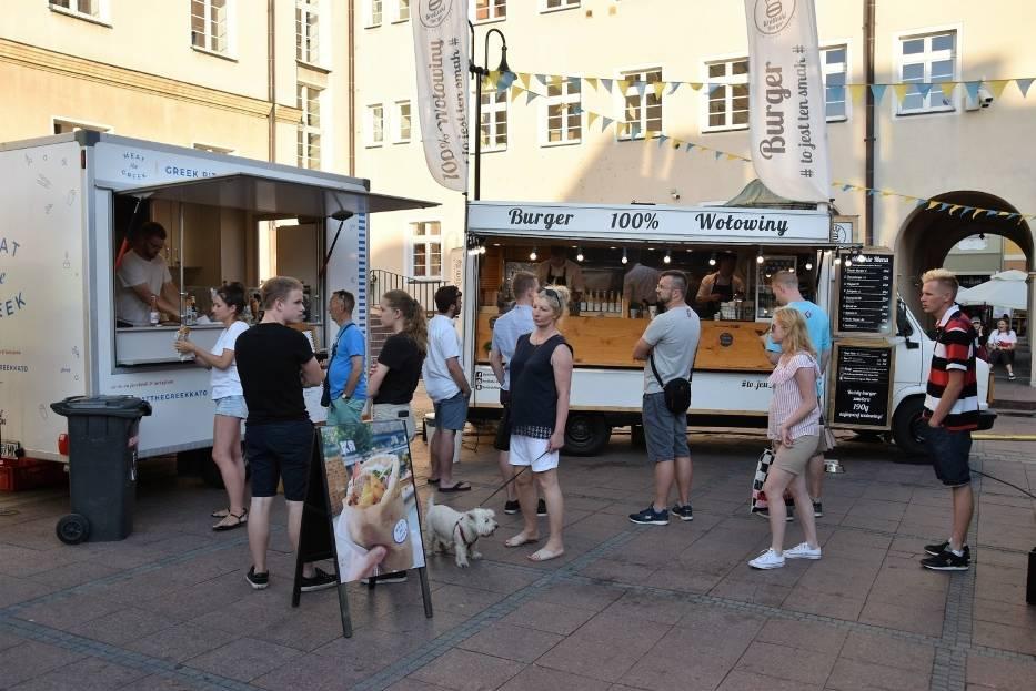 Food trucki w Opolu