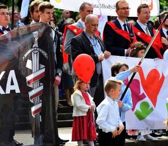 Marsz dla Życia i Rodziny doszedł na Planty