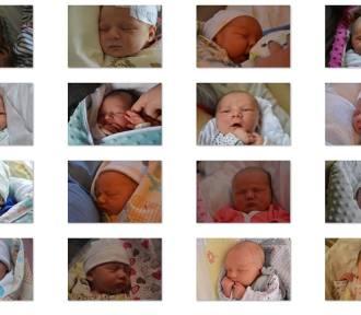 Te dzieciaczki witaliśmy w listopadzie w miasteckim szpitalu (FOTO)