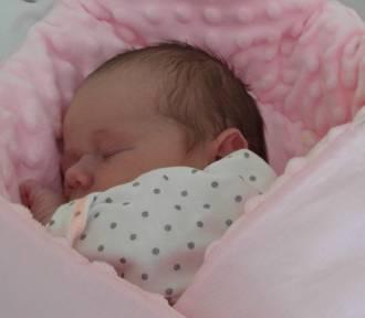Wejherowskie noworodki, czyli dzieci urodzone w szpitalu w Wejherowie [ZDJĘCIA]