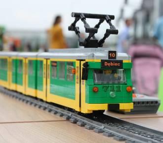 Poznański tramwaj z klocków Lego [ZDJĘCIA]