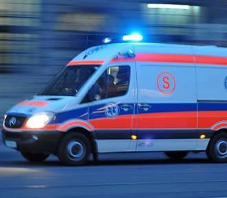 18-latek potrącony na przejściu dla pieszych zmarł w szpitalu