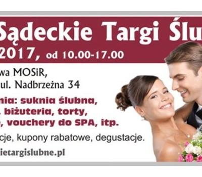 Vii Sądeckie Targi ślubne Hala Widowiskowo Sportowa Mosir