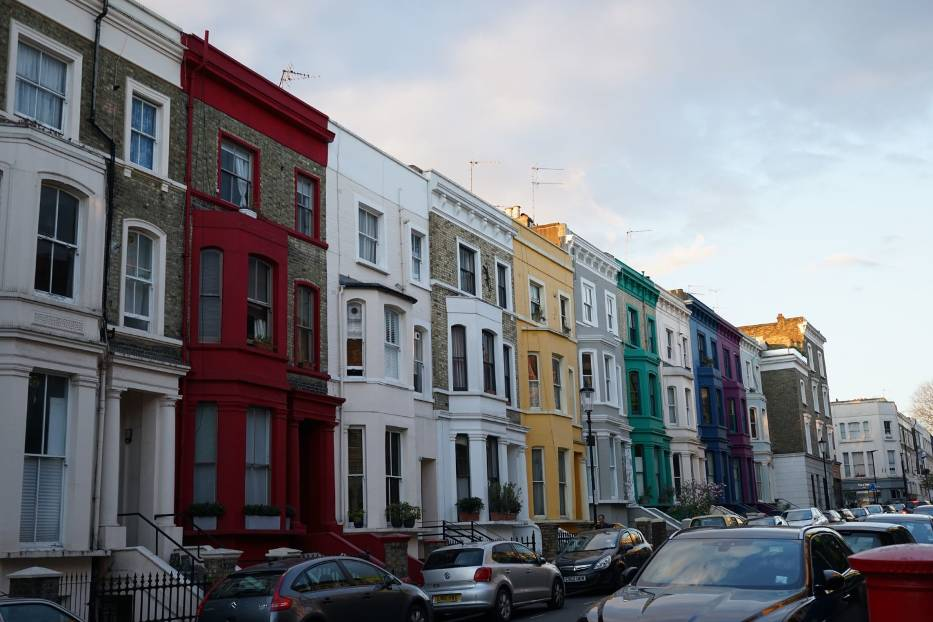 #13 Śladami słynnych filmów i seriali: Notting Hill