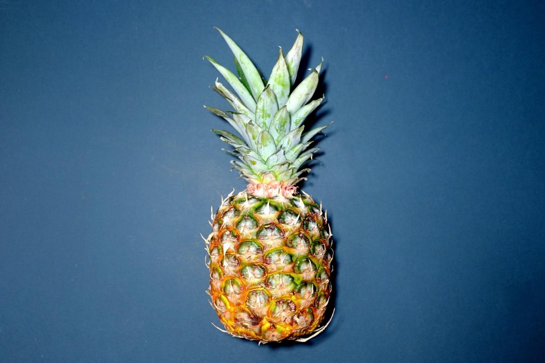 Ananas - 2,12 g(zawartość w 100 g produktu)