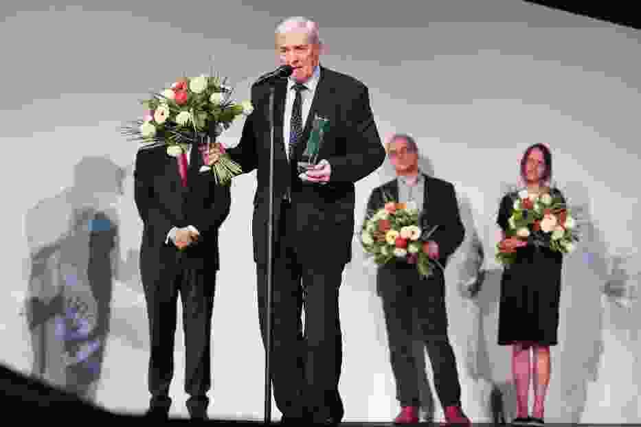 Wrocławska Nagroda Poetycka Silesius przyznana