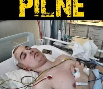 17-letni Maksym z Oleśnicy umiera. Śmiertelny guz atakuje jego głowę