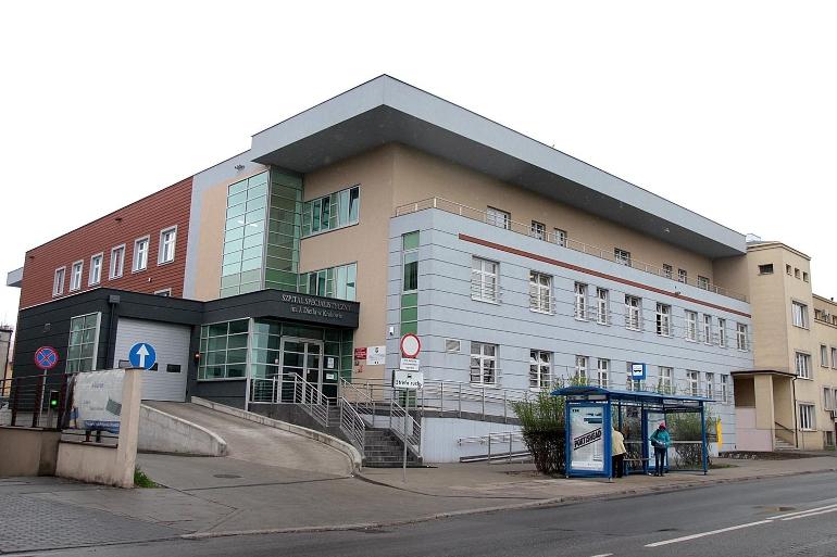 Małopolskie Centrum Reumatologii i Rehabilitacji Aleja M.F. Focha 33
