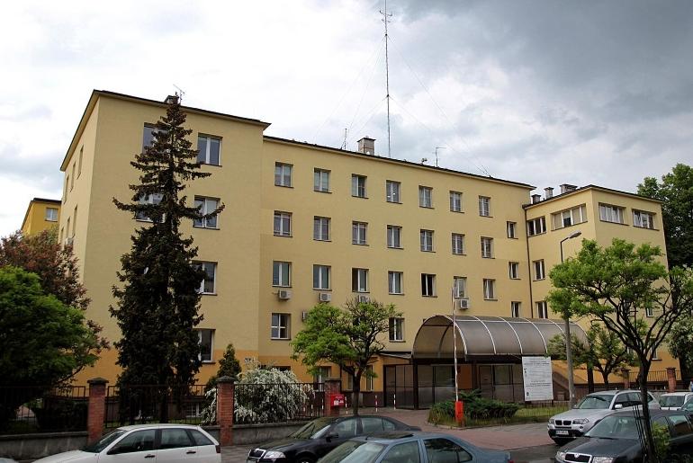 Szpital MSWiA ul. Galla 25