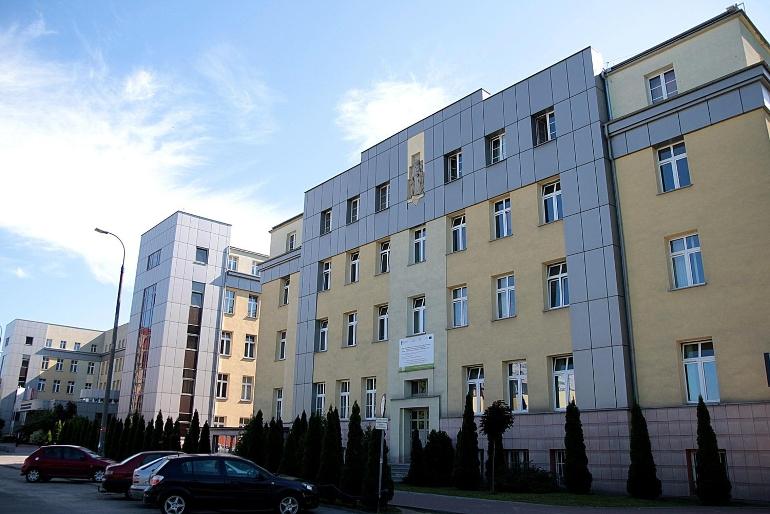 Szpital Narutowicza ul.Prądnicka 35