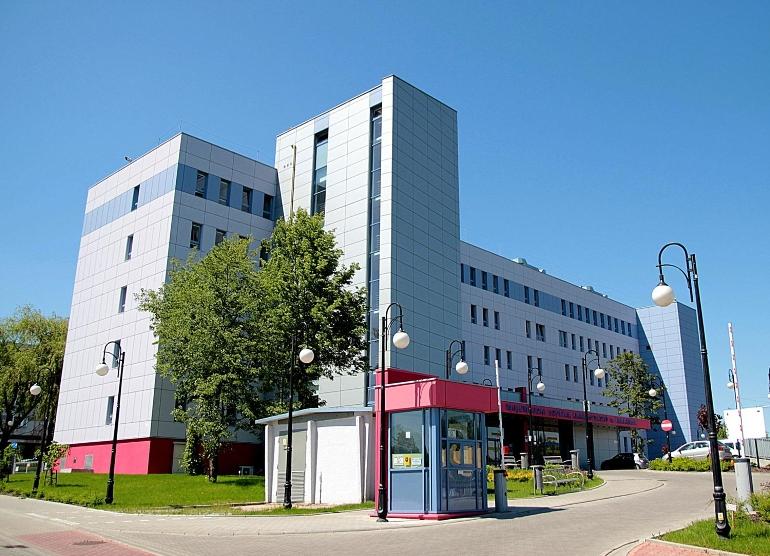 Szpital Okulistyczny os. Na Wzgórzach 17b