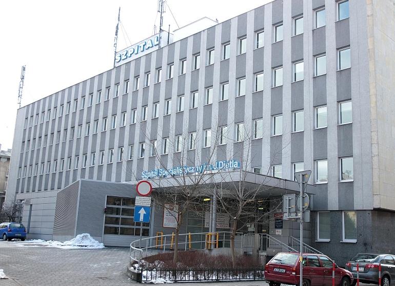 Szpital Specjalistyczny im. J. Dietla ul.Skarbowa 4