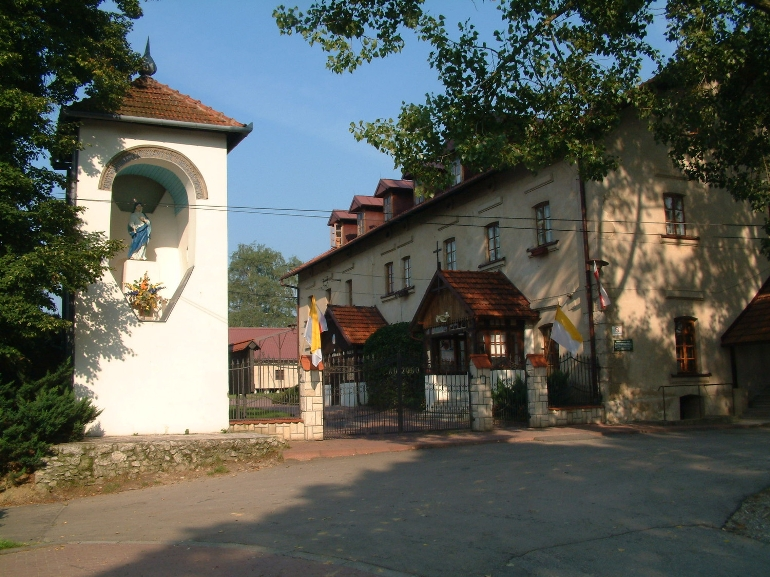 Fundacja im. Brata Alberta, Radwanowice