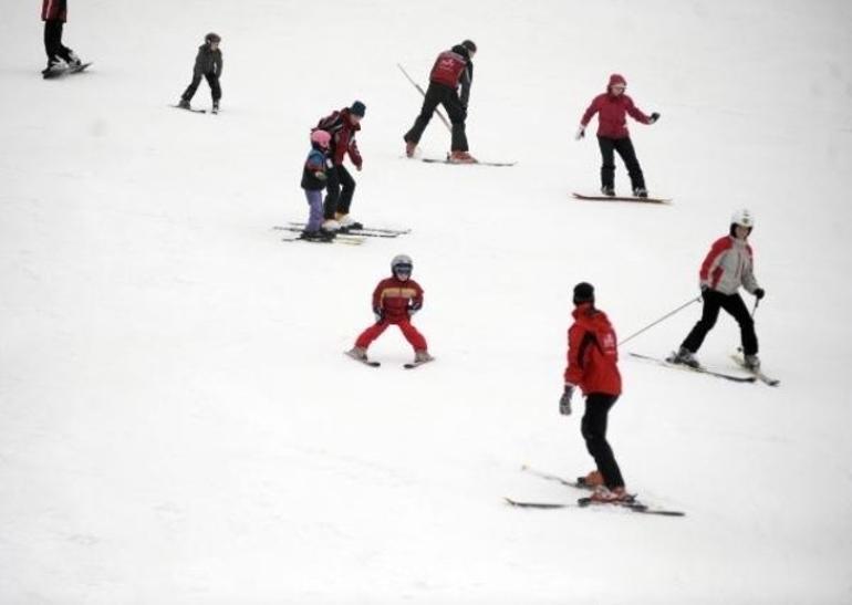 Wyciąg i stok narciarski Oaza Strzyżów