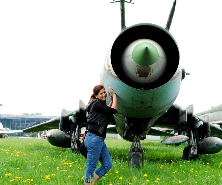 Aldonka i samoloty