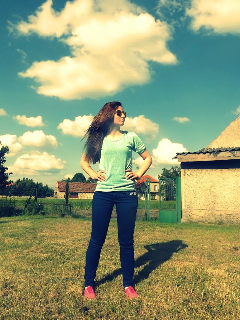 Weekendowy sloneczny dzień ;)